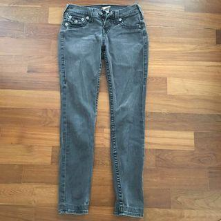 True Religion Grey Jeans #JunePayDay60