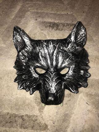 Wolf Masks x3