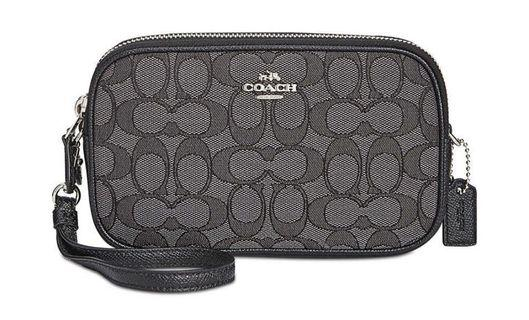 EUC+ Authentic COACH clutch wallet