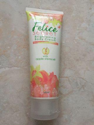 Felice Secret Body Lotion