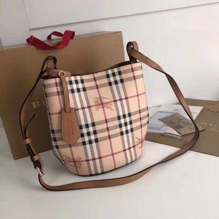 Burberry Sling Bucket Authentic Grade Quality