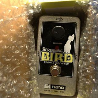 Ehx treble boost. electro harmonix 吉他效果器 guitar effect pedal 濾波