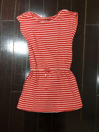 Mididress H and M size 4-6 T