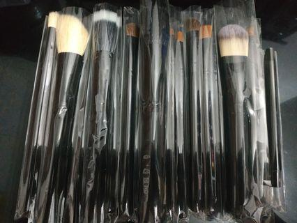 Brush Set black