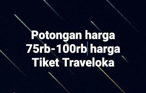 Potongan Harga Tiket