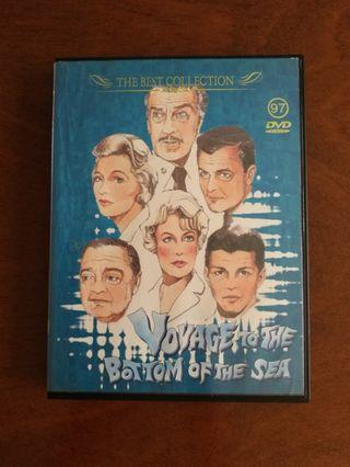Voyage To The Bottom Of The Sea (1961) DVD