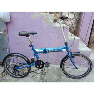ARUN FOLDING BIKE (FREE DELIVERY AND NEGOTIABLE!)