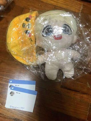 BTS Taehyung Taeger doll