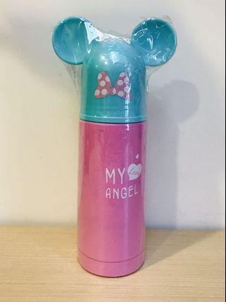 💋 (娃娃機)迪士尼 米奇 米老鼠 米妮 水壺 水杯 保溫杯 隨身杯 杯子 容器 隨身壺 娃娃機