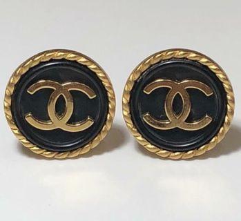 Chanel 香奈兒 耳夾 耳環