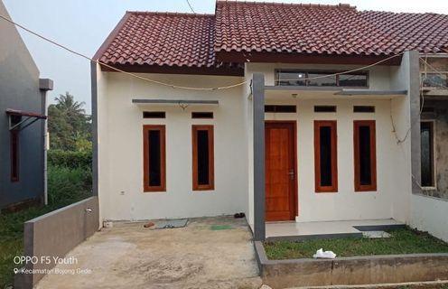 Rumah Cluster Minimalis harga nego
