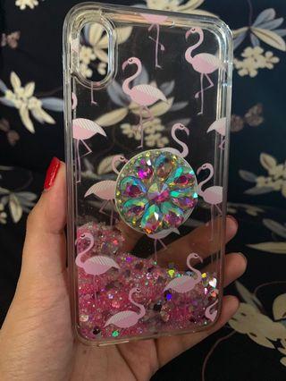 Iphone XS Max Case Flamingo