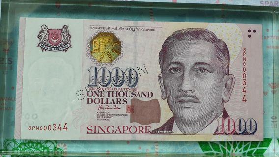 SG $1000 Specimen