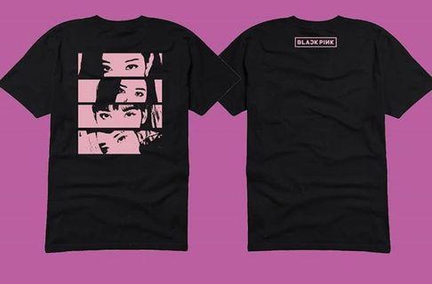 BLACKPINK Shirt (Ready Stock)