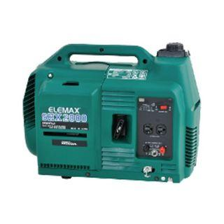 Genset elemax silent shx2000 made in japan