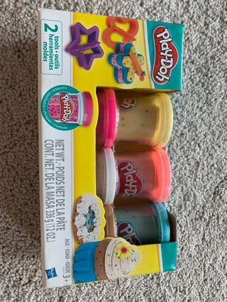 🚚 Play Doh for kids above 3+