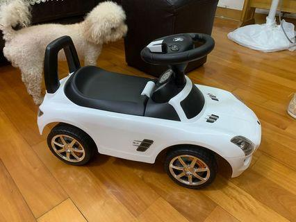 Benz baby toy car