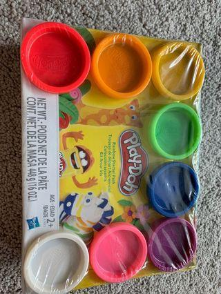 🚚 Play -Doh learn the color
