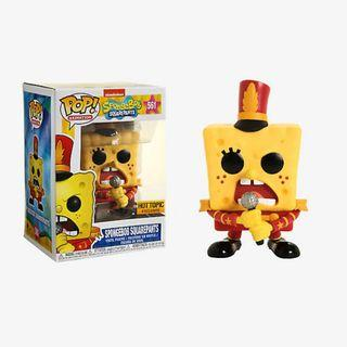Funko Pop! Animation: Spongebob Squarepants - Spongebob Hot Topic Exclusive #561