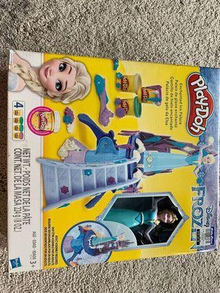 🚚 Play-Doh Frozen