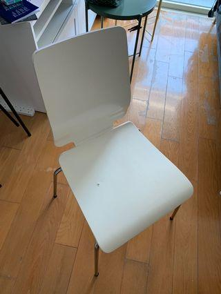FREE One white chair