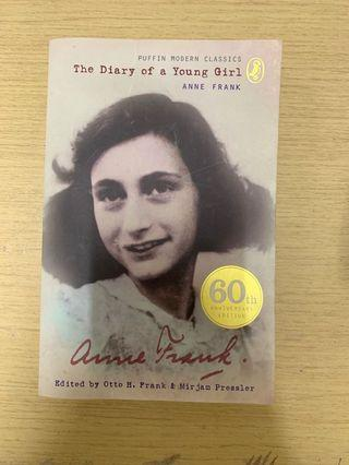 🚚 The Diary of Anne Frank