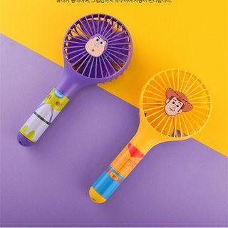 韓國Toy Story 掛頸風扇仔 胡迪 巴斯