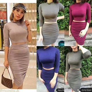 BodyCon Coordinates