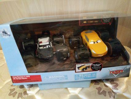 全新香港迪士尼Cars