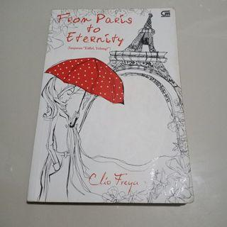 [PL] Novel From Paris to Eternity by Clio Freya