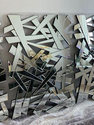 Mirror Art from German company Kare
