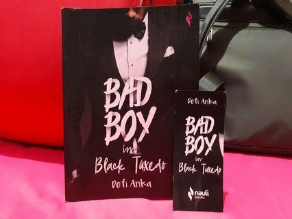 Bad Boy in Black Tuxedo
