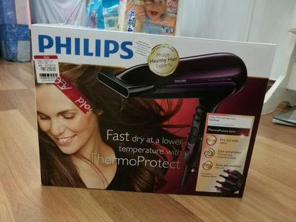 Philips Thermo Protect Ionic Hairdryer