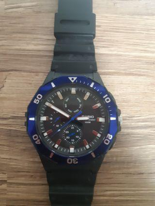 🚚 Casio Diver's Watch chronograph