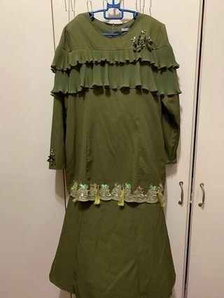 Ashura Baju Kurung Moden
