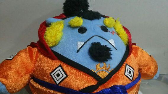 One Piece Jinbei Soft Toy