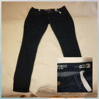Size 16-18 jeans & top