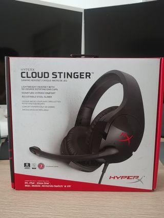 Hyperx Cloud Stinger headphone