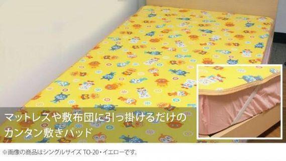 麵包超人防水床墊