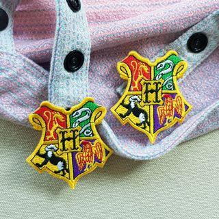 🚚 Harry Potter Snap Ons for Tula Snap Hoods
