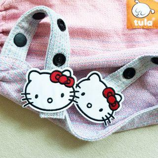🚚 Hello Kitty Snap Ons for Tula New Style Hoods