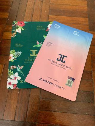 Jayjun Sheet Mask Set