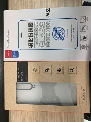 🚚 Oneplus 7 pro screen protector and casing
