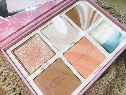 Benefit Cosmetics Cheekleaders Bronze Squad Palette 胭脂光影陰影盤