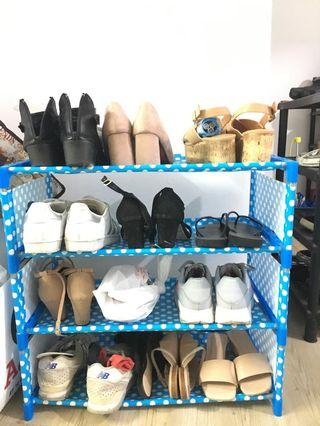 🚚 Shoes Rack