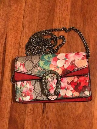 Gucci Dionysus blooms super mini CLEARANCE