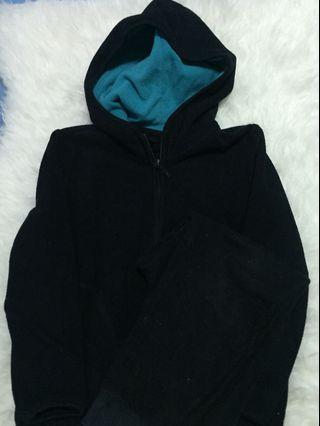 Uniqlo hoodie set