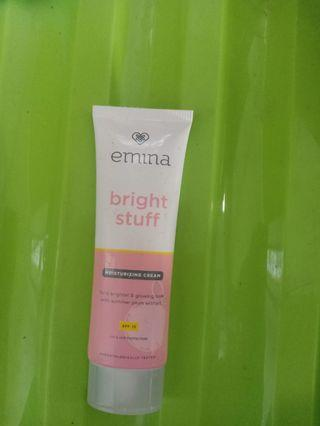 Emina bright stuff moisturizer