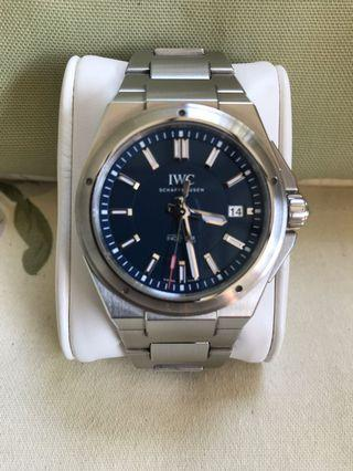 IWC Ingenieur 3239 Limited Edition Laureus Sport for Good Foundation