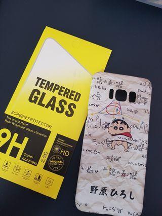 Samsung galaxy s8 phone case(new)
